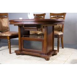 Обеденный раскладной стол ARCADIA D2802.