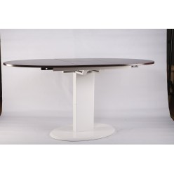 B2396-2 Овальный обеденный стол в стиле модерн