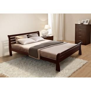 """Двухспальная кровать в стиле модерн """"Ретро""""."""