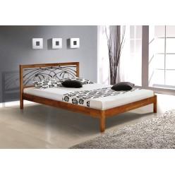 """Кровать двуспальная в стиле модерн """"Карина"""""""