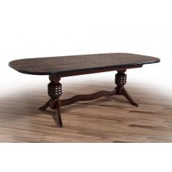 """Большой обеденный стол классический """"Гетьман""""."""