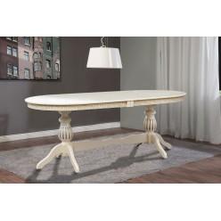 """Большой обеденный стол классический """"Статус""""."""