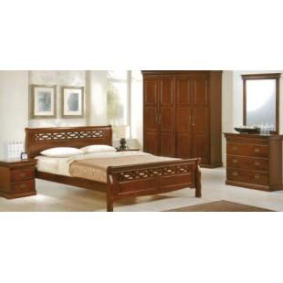 """Китайский классический мебельный гарнитур в спальню в римском стиле """"OLYMPUS""""."""