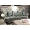 Классический диван 3х из комплекта мягкой мебели в стиле прованс коллекция Classic