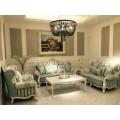Классический диван 2х из комплекта мягкой мебели в стиле прованс коллекция Classic