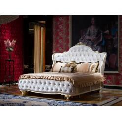 Шикарная кровать в классическом царском стиле Грация