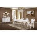 Прямоугольный стол Людовик в стиле барокко, Энигма