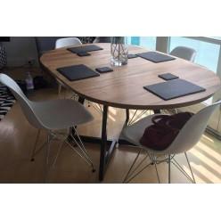 Стол деревянный обеденный ZR555.