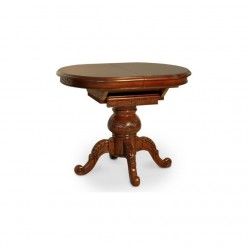 Классический раскладной обеденный стол ARCADIA D2020.
