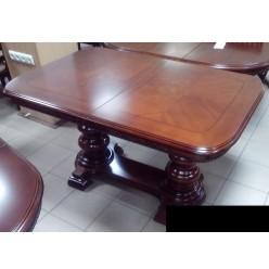 Классический раскладной обеденный стол ARCADIA D2021.