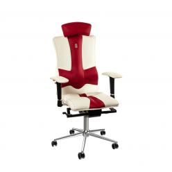 Офисное кресло Elegance (Белое/Красное)