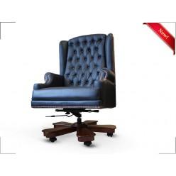 Кресло руководителя London (Натуральная кожа)