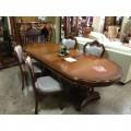 Классический  деревянный стол в столовую Р66, Китай