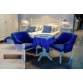 Классический чайный набор столик и кресла, Румыния