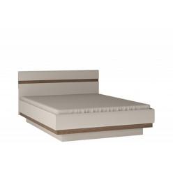 Кровать белая в стиле модерн LINATE, Польша