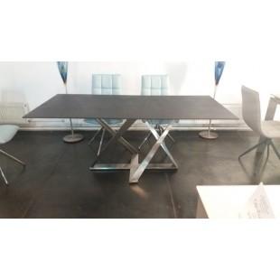 DT8831 Стол обеденный из металла и мрамора, Китай