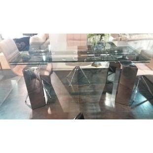 DT8180S Стол стеклянный ногах, Китай