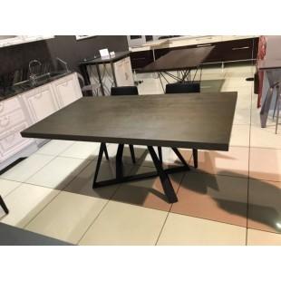 F2208AA  Деревянный стол в стиле лофт, ЦДМ