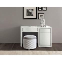 Стол туалетный белый в стиле модерн Дама Бьянка, Италия
