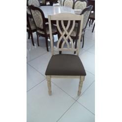Белый стул C 14360 WW в стиле Прованс в гостиную, Китай