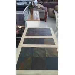 Белый обеденный раскладной стол T 14311 WW Лэтитьюд, Китай