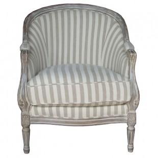 Кресло в стиле Прованс DF818K-F12