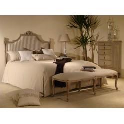 DF865-18K Светлая кровать 1800 в спальню Прованс