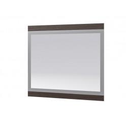 Зеркало в прихожую Бовер (венге)