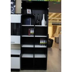 Стильный книжный шкаф в гостиную Гармония