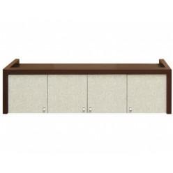 Антресоль для шкафа четырехдверного в мебельный гарнитур Оливье