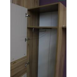 Шкаф однодверный для гостиной Прага