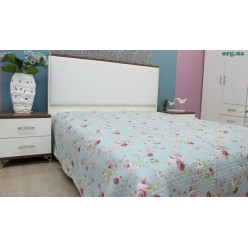 Кровать белая 1600 в спальный гарнитур Мода