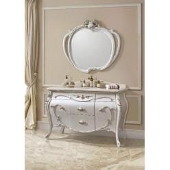 Белый мойдодыр в ванную комнату Энигма, Китай