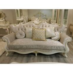 Мягкий классический диван с креслами Шампань, ENIGMA