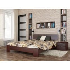 Кровать классическая из натурального дерева Титан, Украина