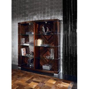 Витрина двухдверная ( книжный шкаф) LUNA, GIORGIO COLLECTION