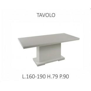 Модерновый стол из МДФ , Италия