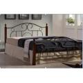 Кованная кровать ВМ-001-140 в спальный гарнитур