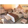 Кровать в стиле рококко Себастьян 226, Украина