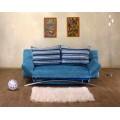 Модный раскладывающийся диван Алекс