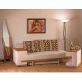 Прямой диван с подлокотниками Квинс