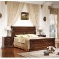 Кровать 1800 с прямым изголовьем в мебельный гарнитур Марсель