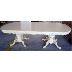 Белый раскладывающийся стол Классик (Classic) 350018, Китай