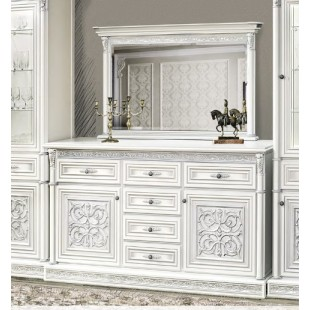 Буфет с зеркалом в мебельный гарнитур Тоскана Нова, Украина