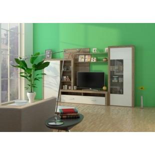 Комплект наборной мебели в гостиную Marsel, Аквародос