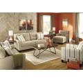 Раскладной диван с креслами 5190239 Эшли в стиле Прованс