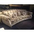 Большой радиусный диван Елена, Америка
