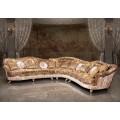 Классический угловой диван Лувр, Америка