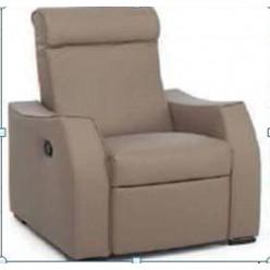 Кресло с реклайнером Шанель