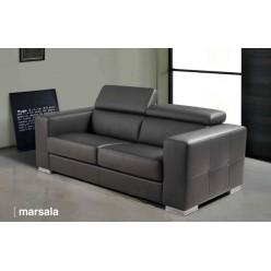 Кожаный диван Марсала (МARSALA)